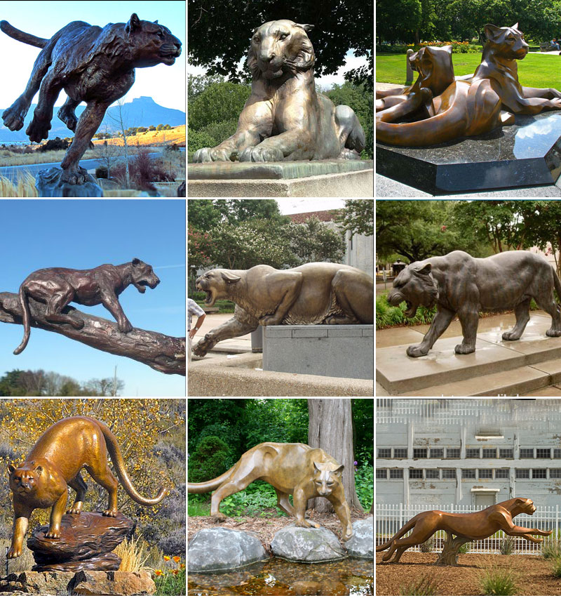 бронзовое животное для продажи