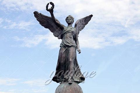 Большая скульптура ангела купить в риме скульптуры