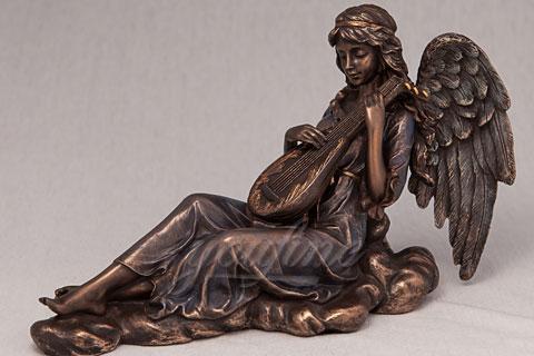 Купить фигурку ангела из бронзы в интернет магазине