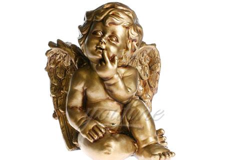 Любопытная статуя ангела для дома