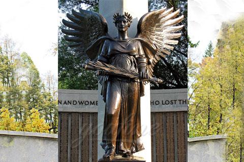 Скульптура Напротив отеля Ангела в искусстве для декора
