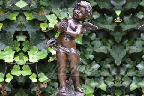 Скульптура добрый ангел мира для декора