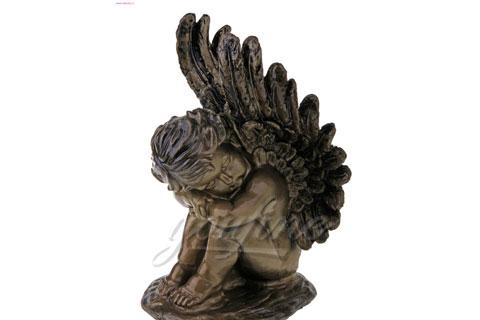 Спящий ангел статуэтка в доме для декора