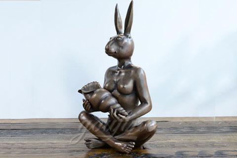 Статуя оленя для декора