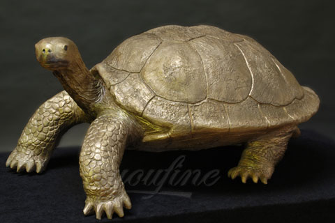 Черепахи скульптура для декора