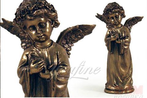 Статуя ангел девочкадля дома