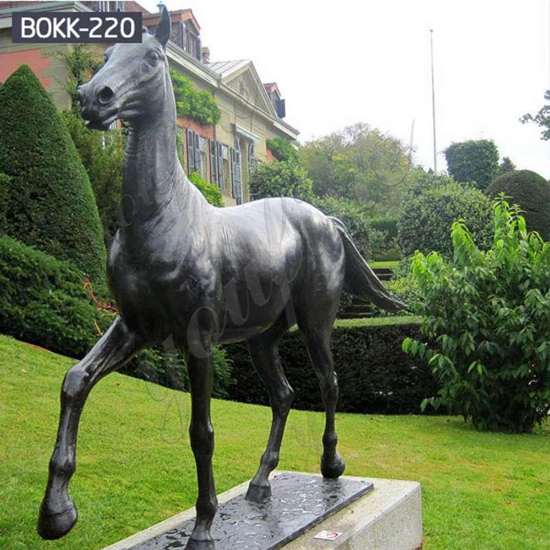 Покупать китайская бронзовая скульптура лошадей от фабрики BOKK-220