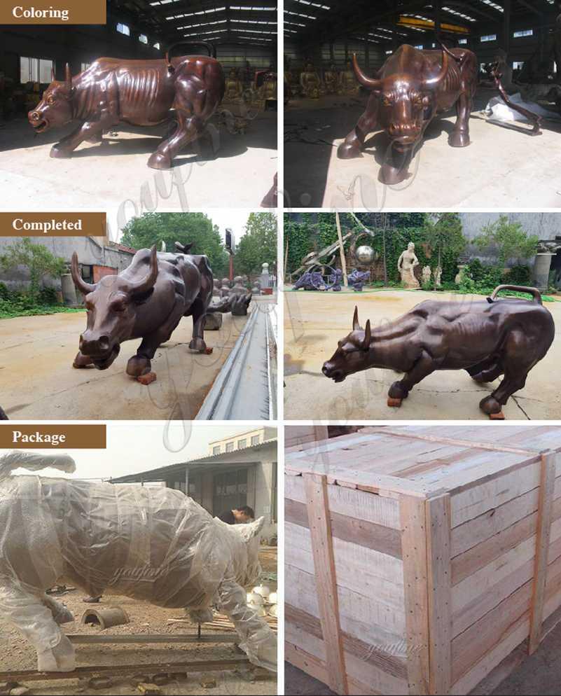 бронзовые скульптуры дикой природы