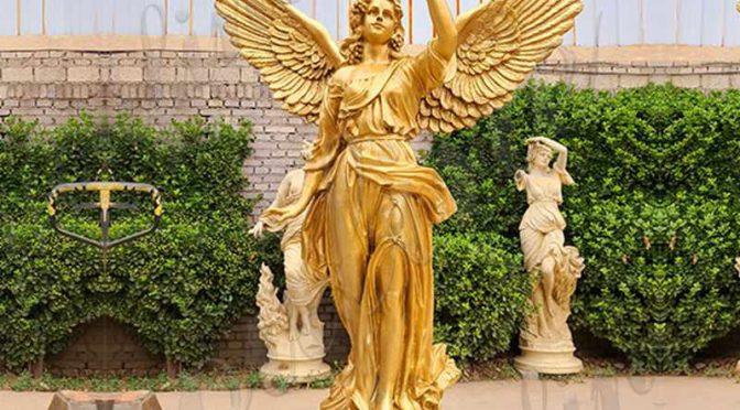 купить бронзовую скульптуру ангела в натуральную величину из заводских запасов