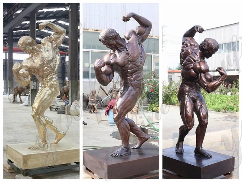 Знаменитая бронзовая статуя для продажи