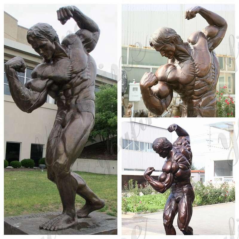 Изготовленная на заказ бронзовая статуя для продажи