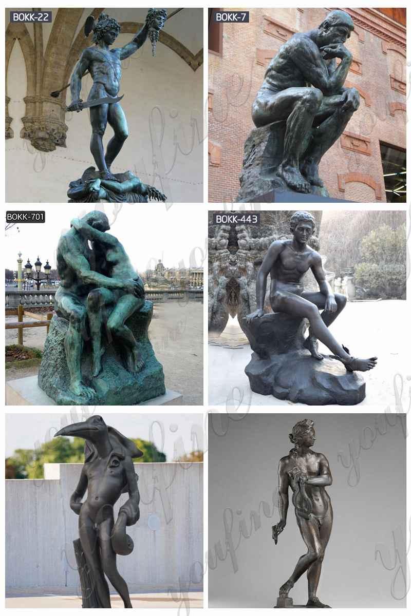 бронзовая статуя Арнольда Шварценеггера