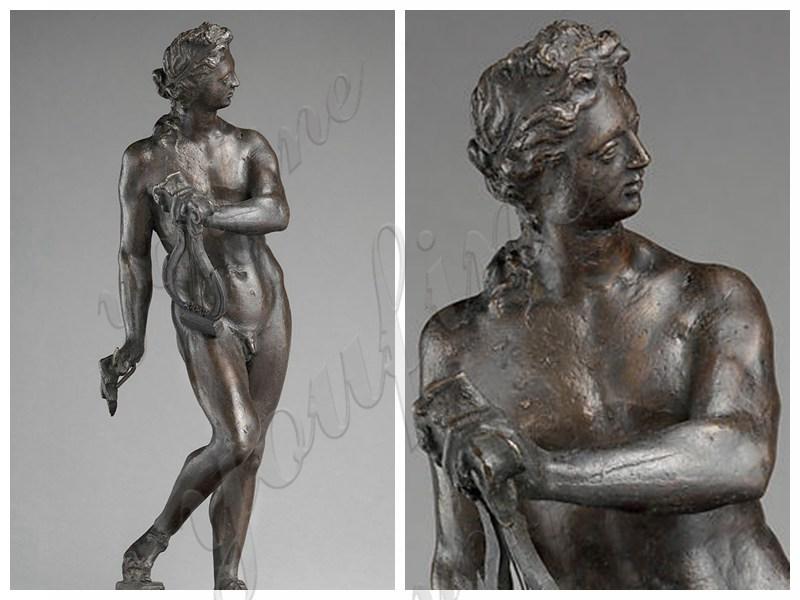Классическая бронзовая скульптура для продажи