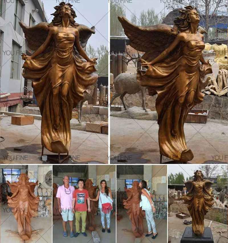 большие статуи ангела для продажи
