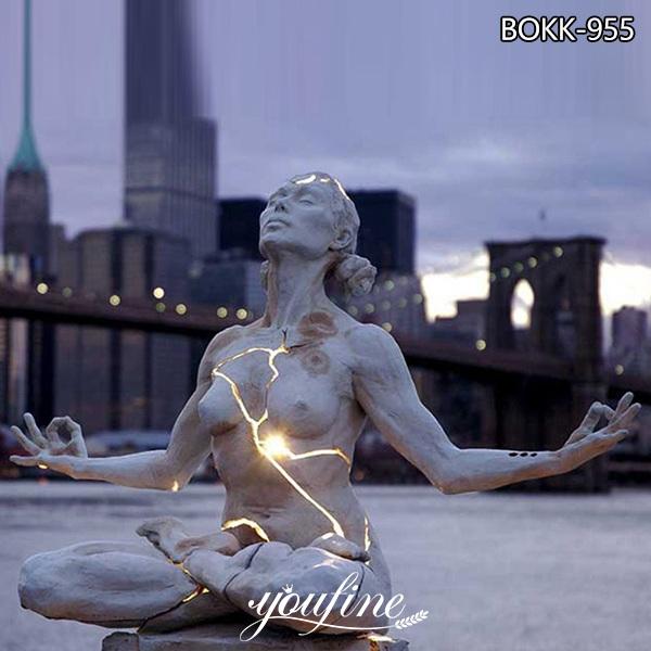 Экспансия Пейдж Брэдли Современная бронзовая скульптура для продажи