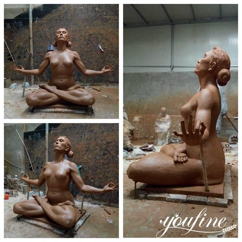 современная бронзовая скульптура