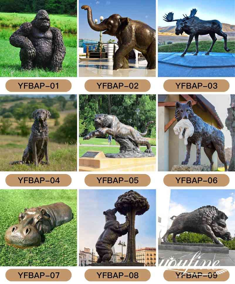 Статуя Садовой Пантеры