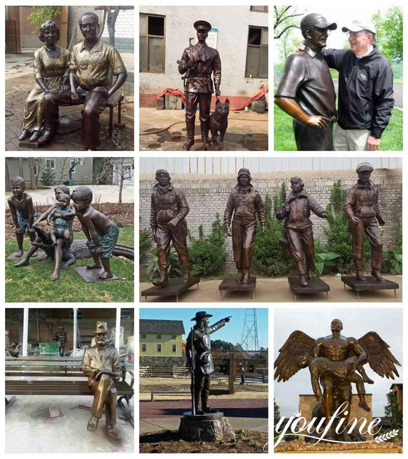 Статуя памятника Африканского Возрождения