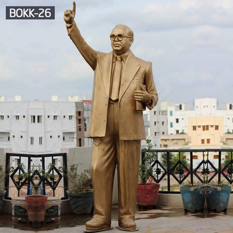 Знаменитая копия Бронзовой статуи Б. Р. Амбедкара для продажи BOKK-26