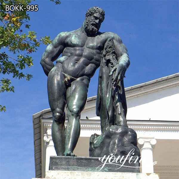 Римская Бронзовая статуя Геркулеса Фарнезе в натуральную величину для продажи