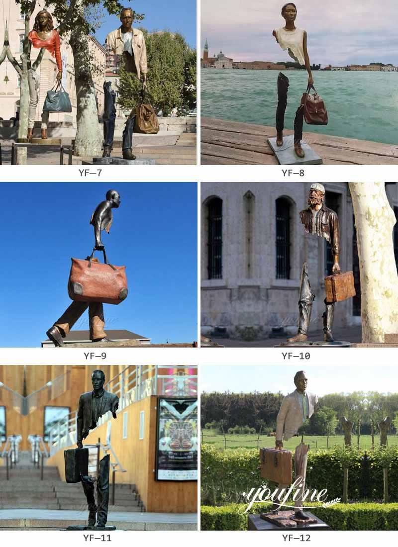 скульптура бруно каталаноes